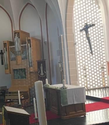 Livestream aus Herz-Jesu am 30.08.2020 10 Uhr